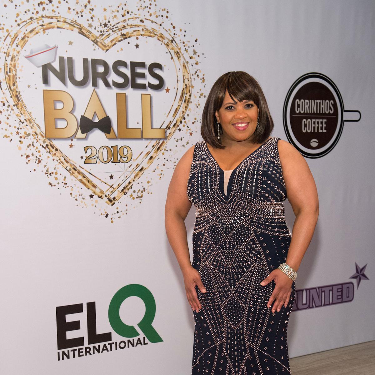 General Hospital Chandra Wilson Nurses Ball