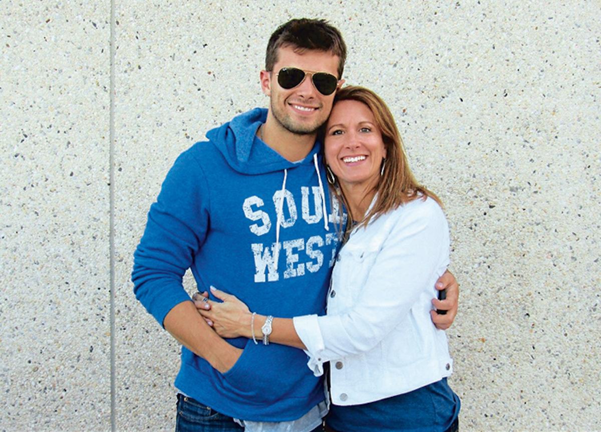 Josh Swickard mom