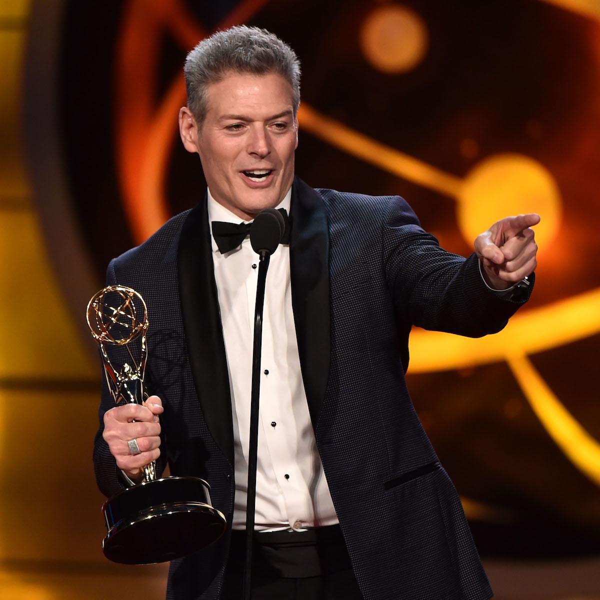 Kevin Spirtas 2019 Daytime Emmy win