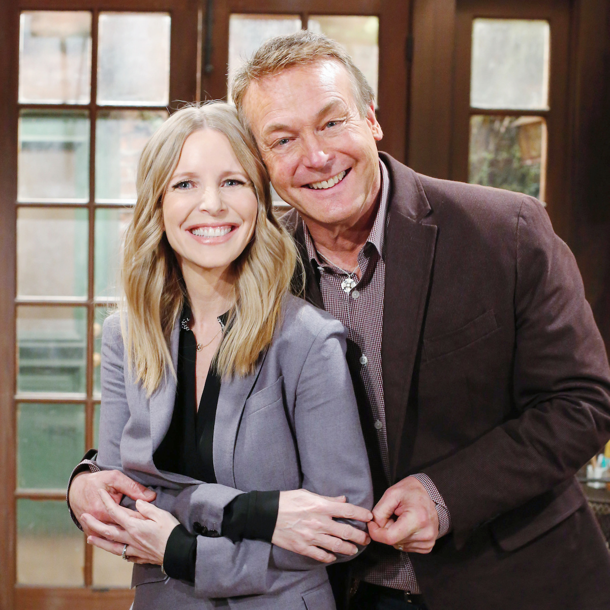 The Young and The Restless Lauralee Bell Doug Davidson