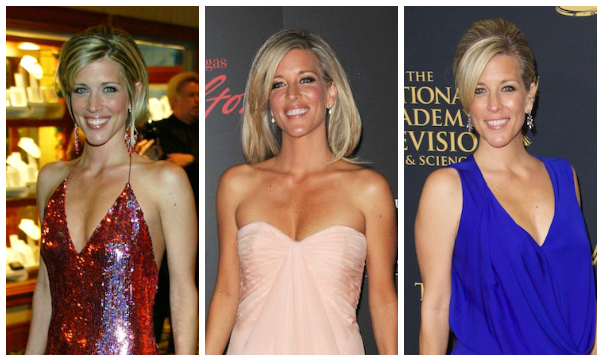 Laura Wright Emmy Fashion