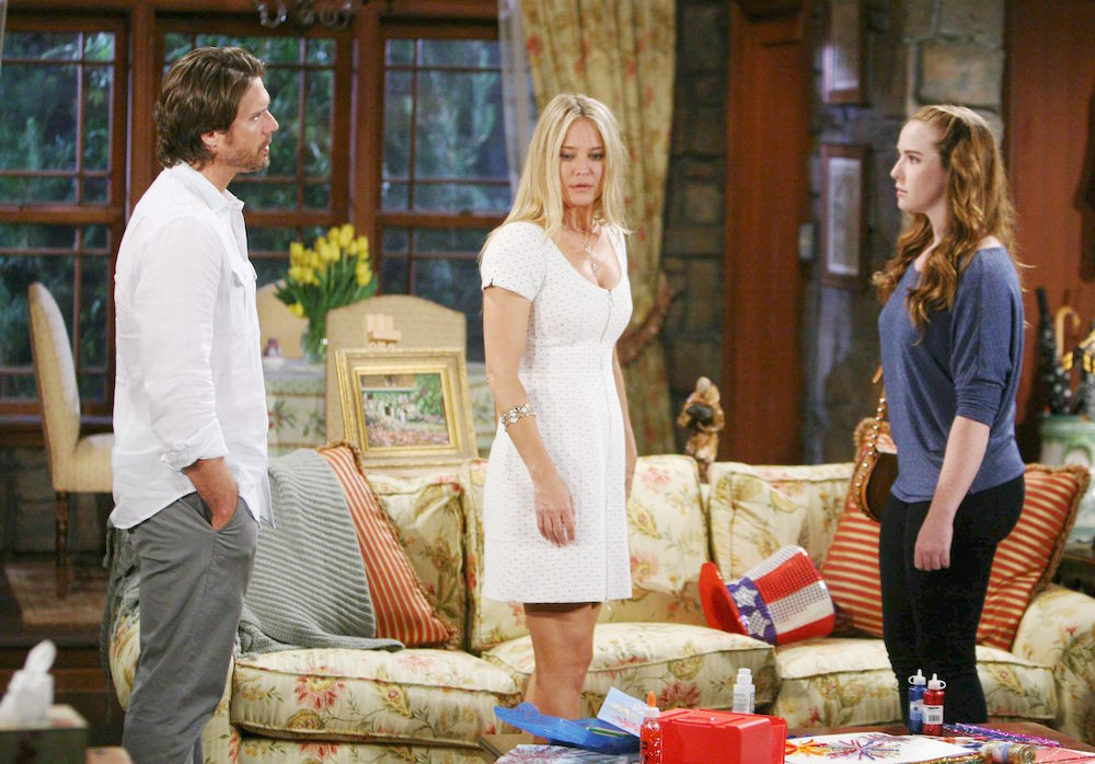 The Young and The Restless Nick Sharon Mariah