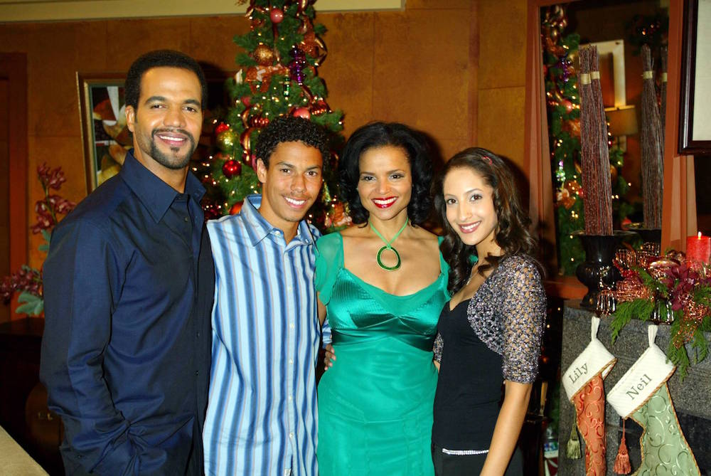 The Young and The Restless Neil Devon Dru Lily