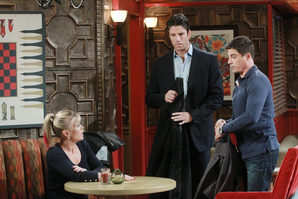 Days of Our Lives Sami EJ Lucas