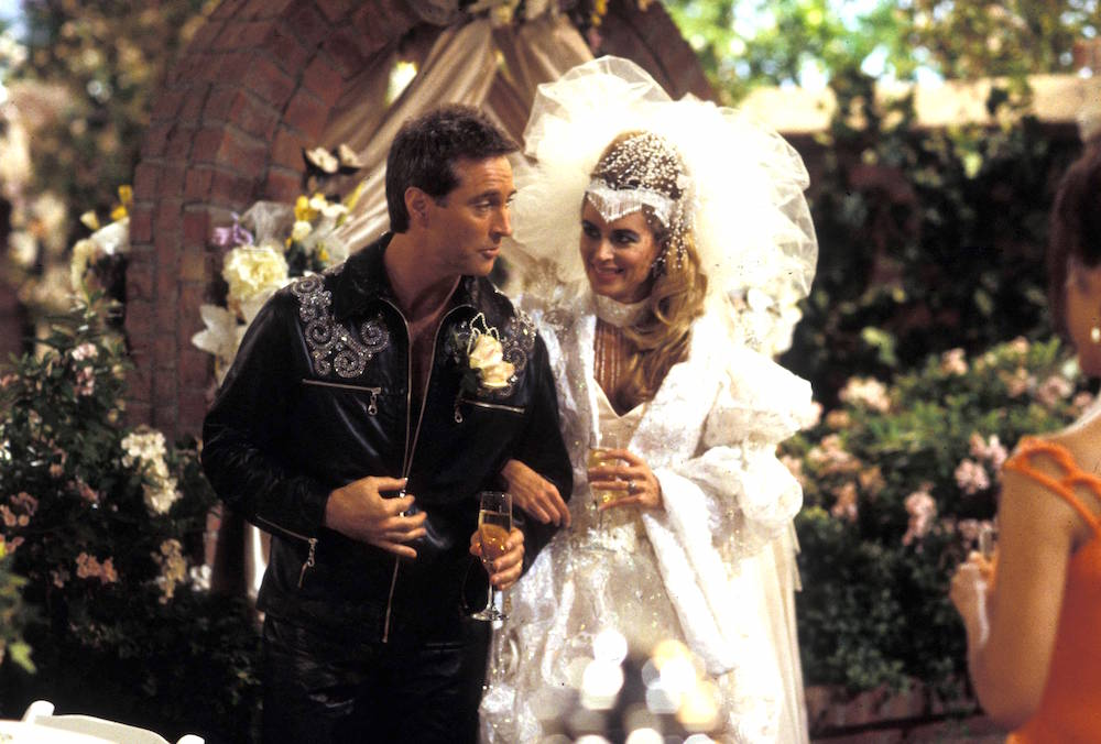 Days of Our Lives John Susan Wedding