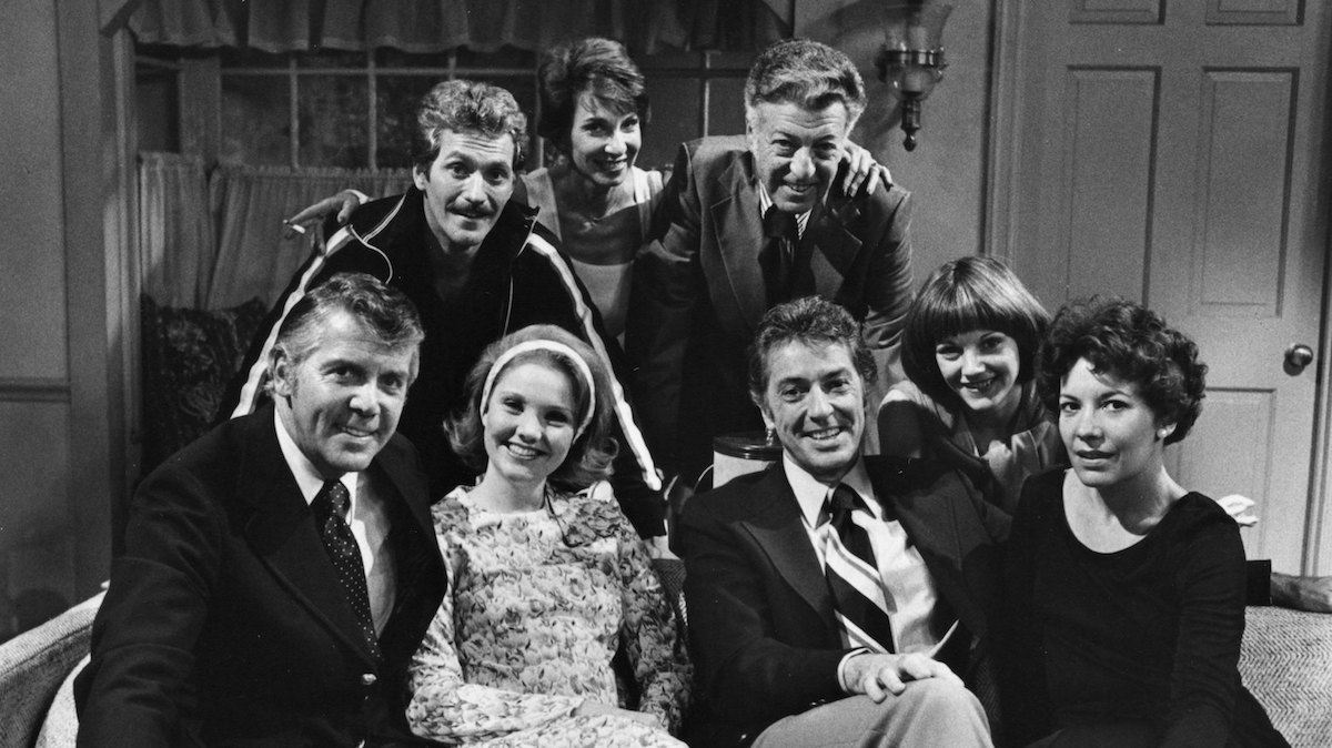 One Life to Live cast 1976