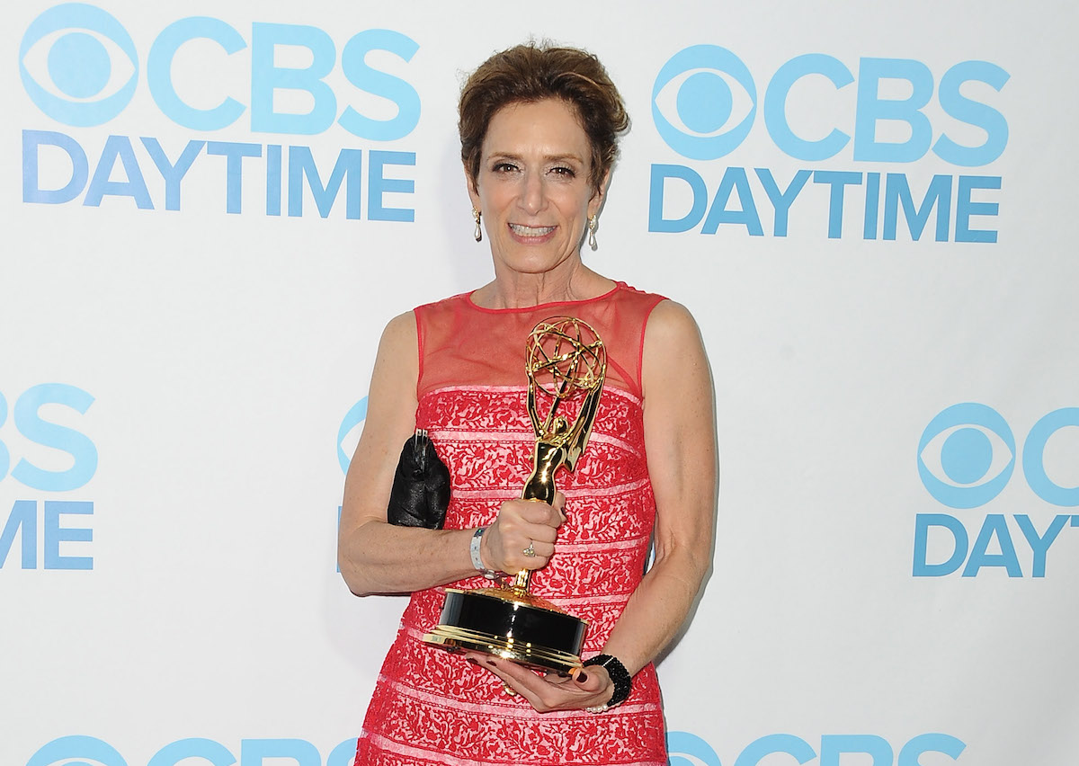 Shelly Altman Daytime Emmy Award