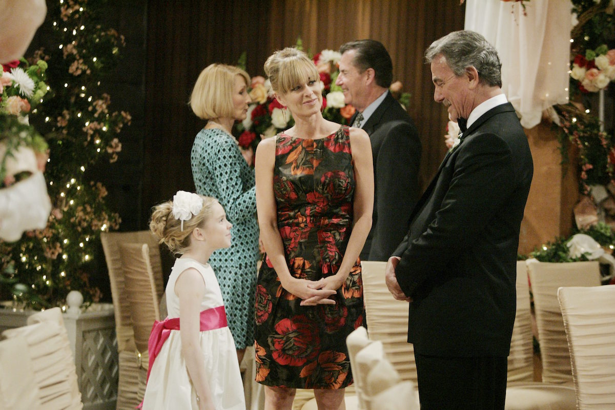 The Young and The Restless Abby Ashley Victor