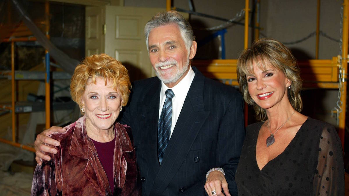 The Young and The Restless Katherine Arthur Jill