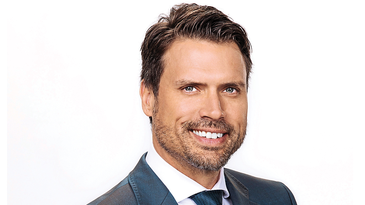 The Young and The Restless Joshua Morrow