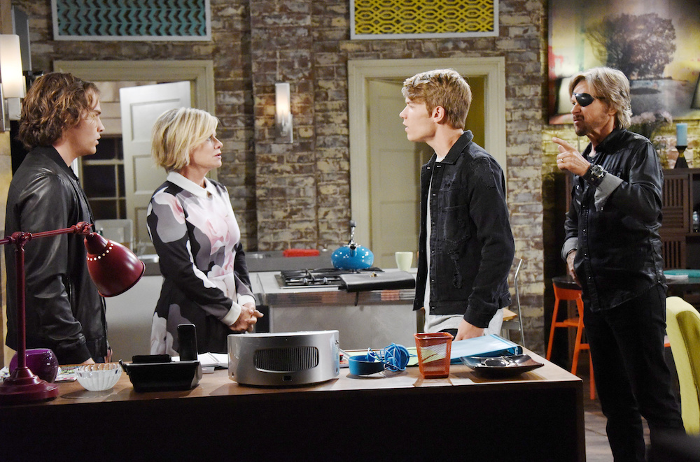 Days of Our Lives Joey Tripp Kayla Steve
