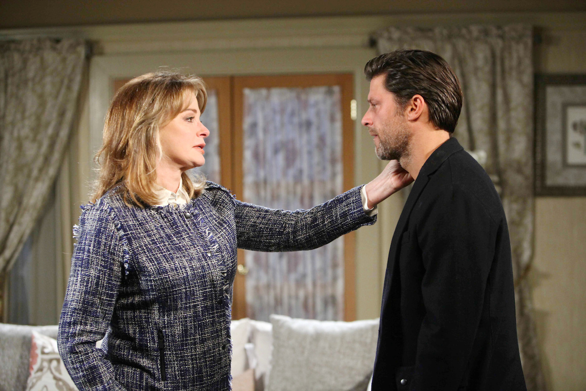 Days of Our Lives Marlena Eric