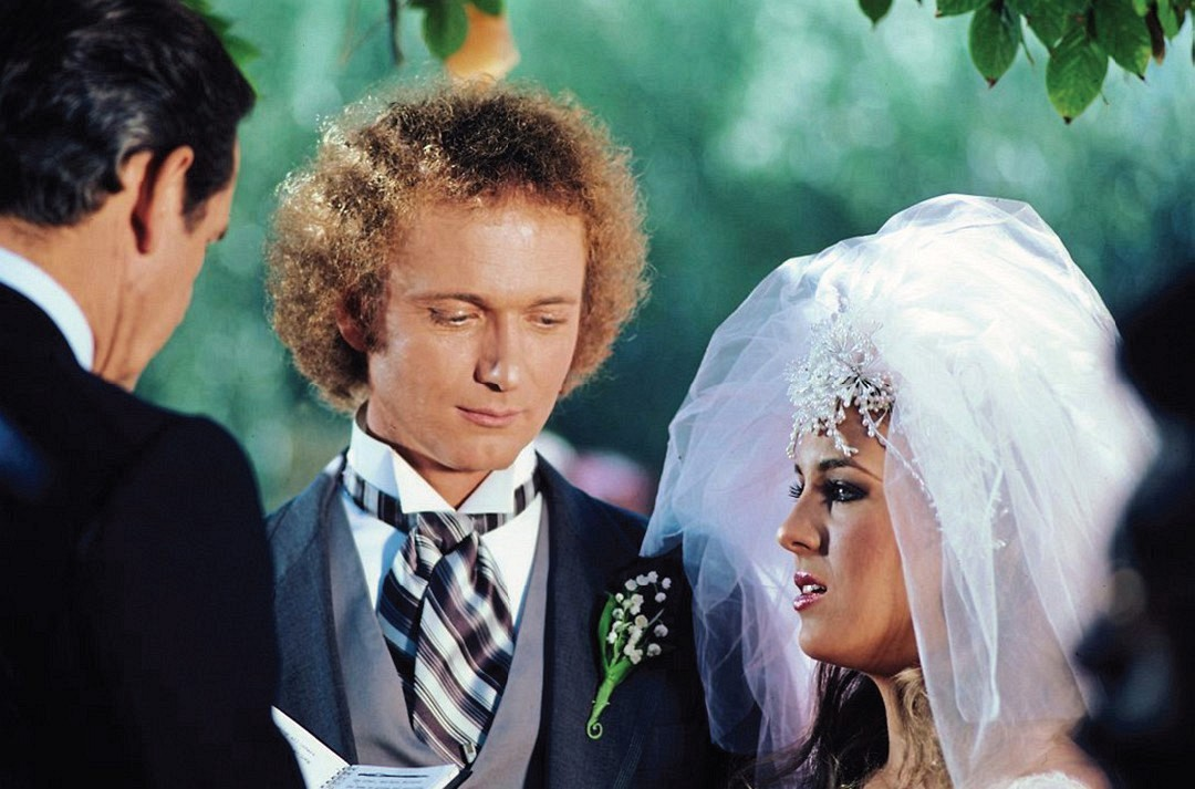 General Hospital Luke Laura wedding