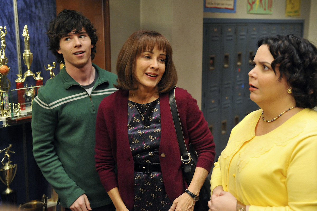 Jen Ray on The Middle