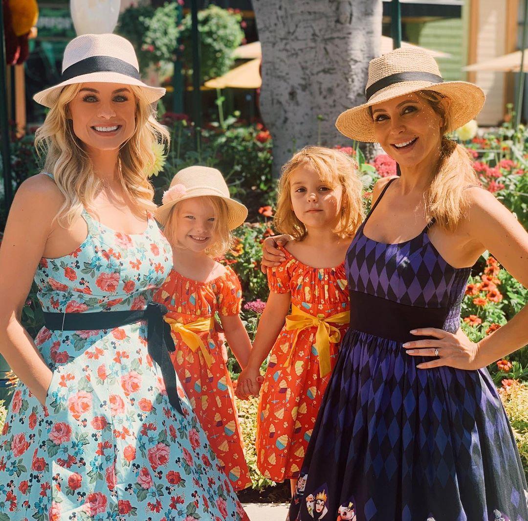 Jessica Collins Jemma Verity Lisa LoCicero Disneyland