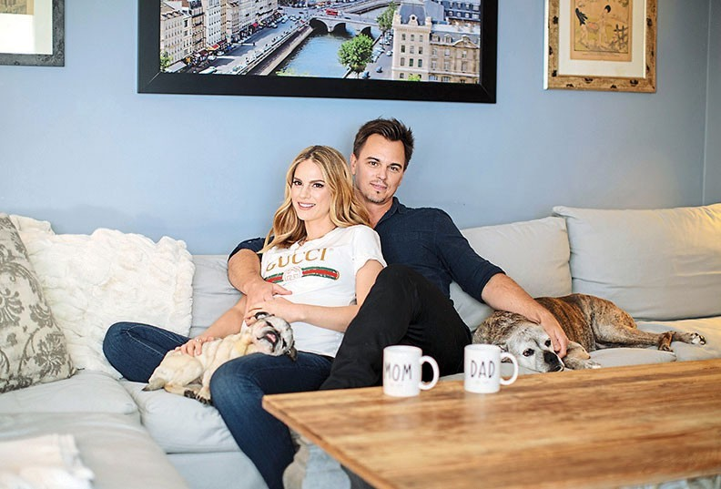 Darin Brooks Kelly Kruger pregnant