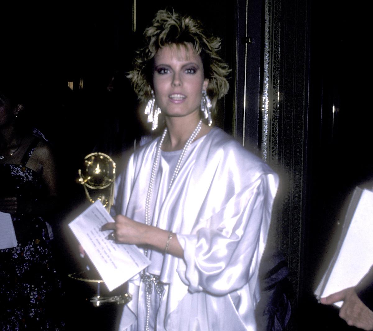 Tracey E. Bregman 1985 Daytime Emmy Award win