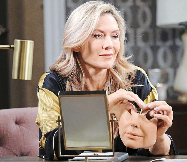 Days of Our Lives Kristen Nicole mask