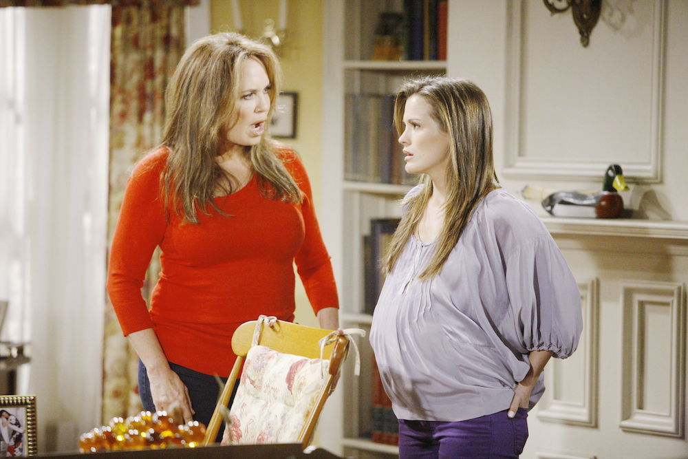 The Young and The Restless Anita Chelsea