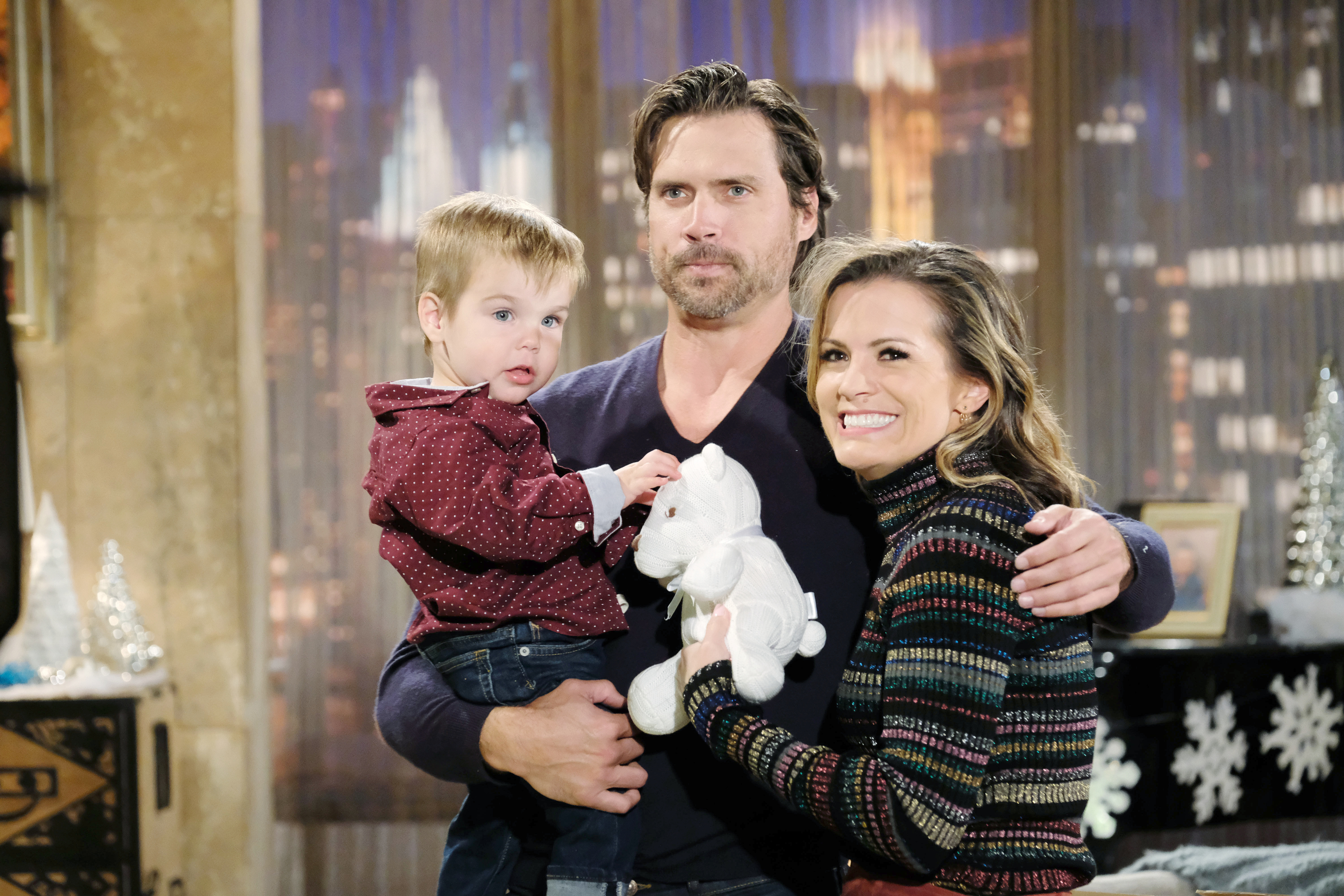 The Young and The Restless Nick Chelsea Christian