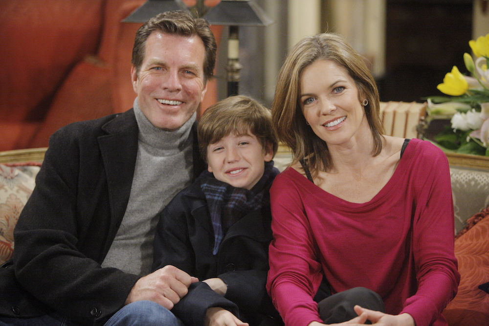 The Young and The Restless Jack Diane Kyle