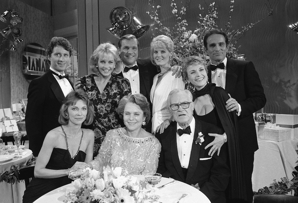 As the World Turns 1986 Cast