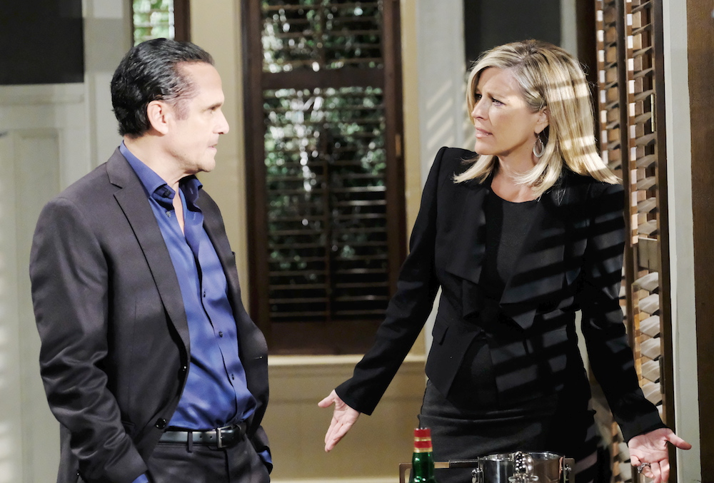 GH Sonny and Carly Fight - JPI