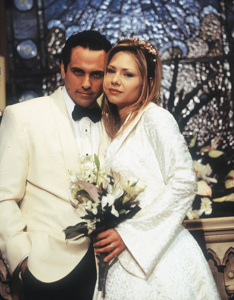 GH Sonny and Carly Wedding - ABC