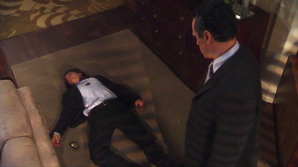 General Hospital Sonny shot Dante