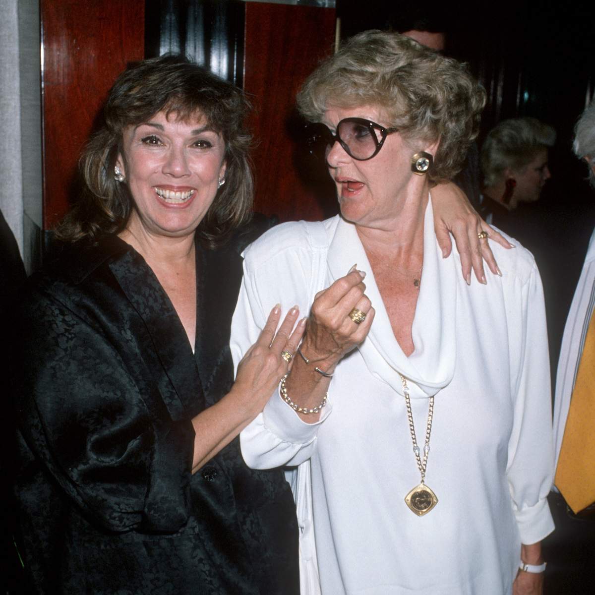 Phyllis Newman Elaine Stritch