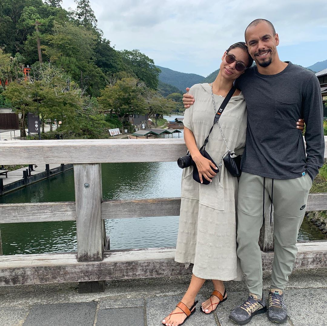 Bryton James Brytni Sarpy Japan