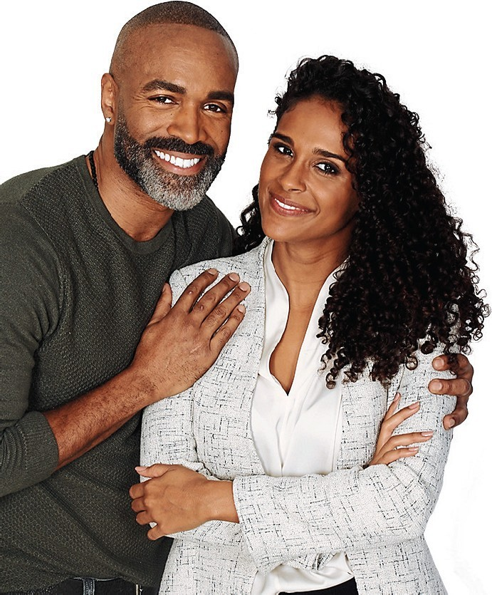General Hospital Donnell Turner Briana Nicole Henry