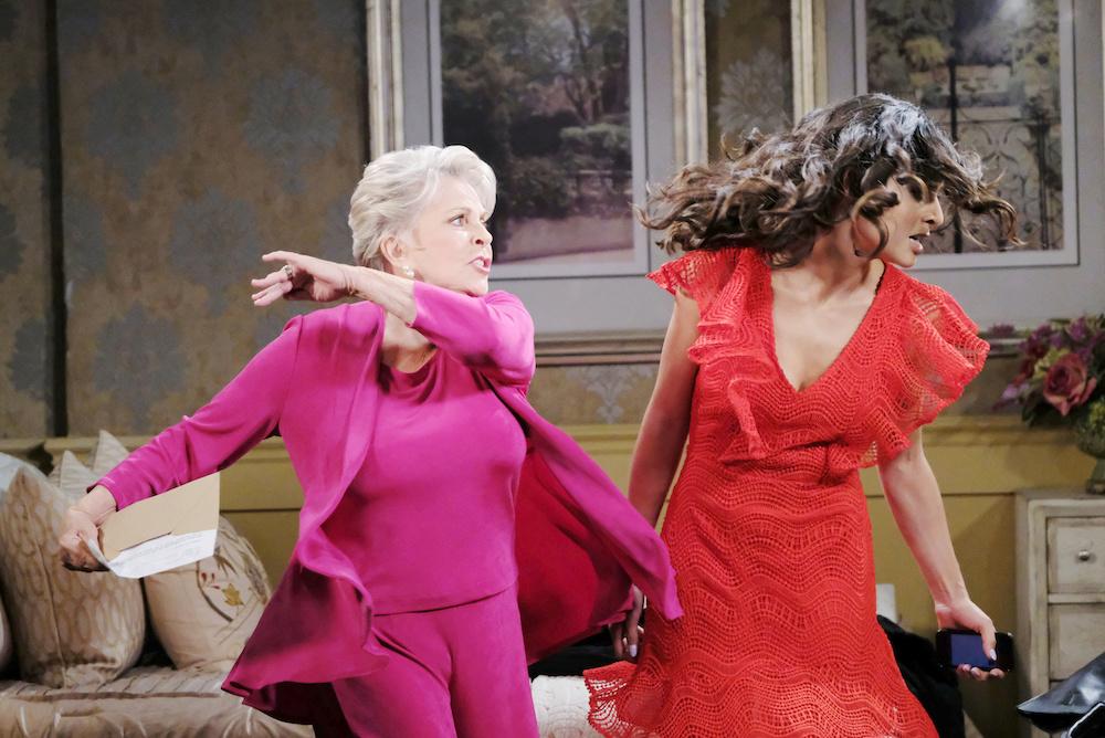 Days of Our Lives Julie slaps Gabi