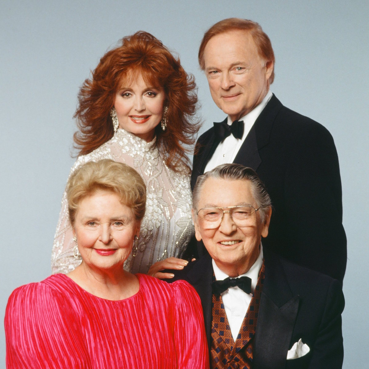 Days of Our Lives Suzanne Rogers John Clarke Frances Reid Macdonald Carey