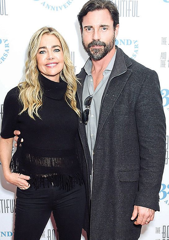 Denise Richards Aaron Phypers