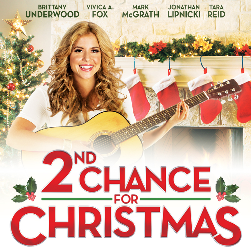 2nd Chance at Christmas poster