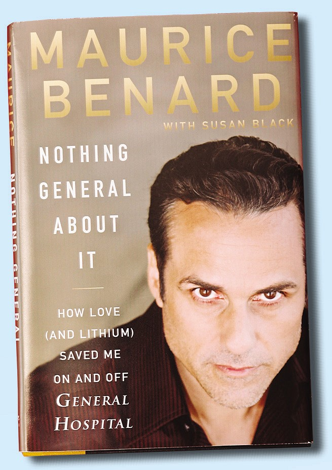Maurice Benard book cover