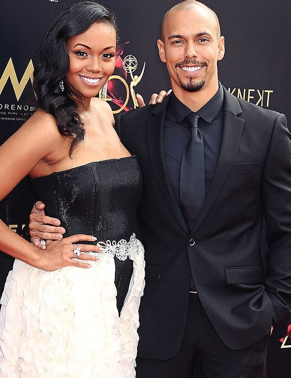 Mishael Morgan Bryton James
