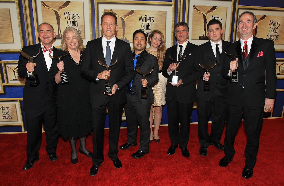 Days of Our Lives Writers Guild Awards 2014