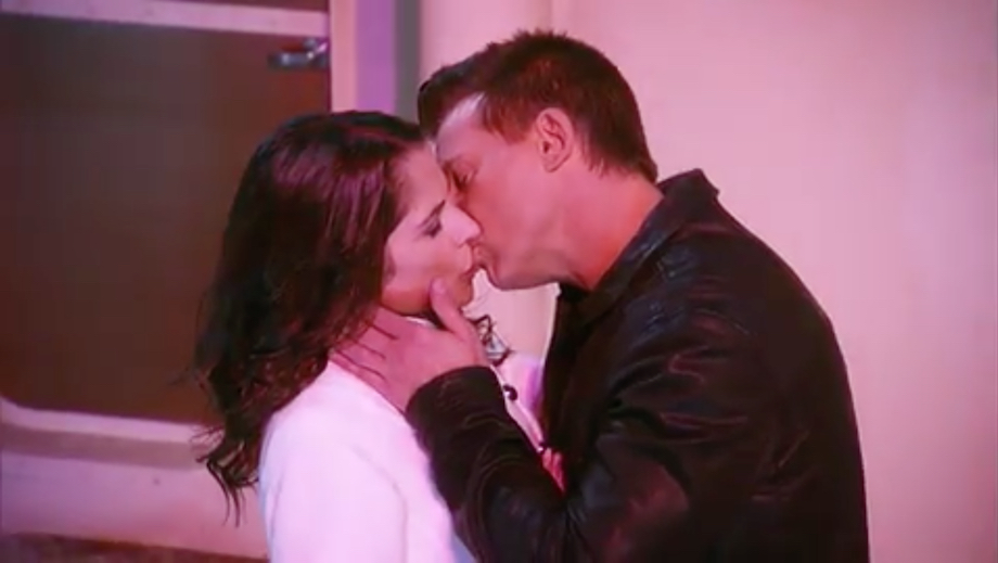 General Hospital Sam Jason kiss