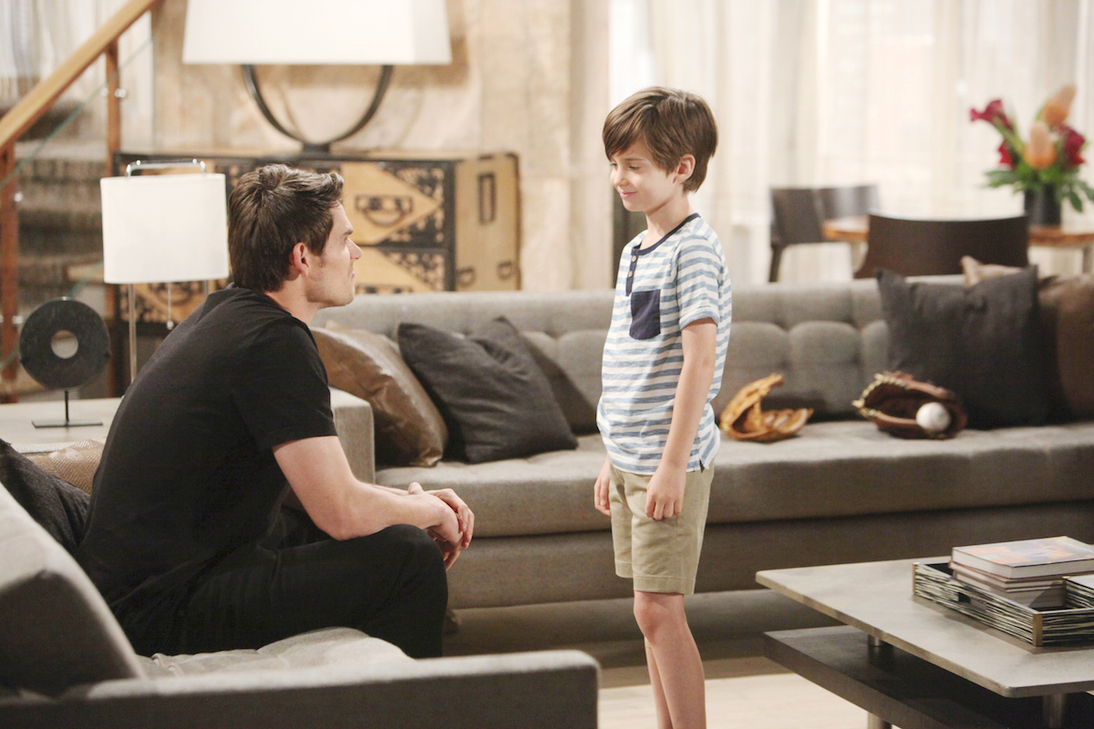 The Young and The Restless Adam Connor